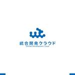 akitakenさんの【当選報酬4万円/参加報酬あり】NTTデータグループ クラウドサービスのロゴ制作への提案