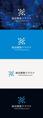 tanaka10さんの【当選報酬4万円/参加報酬あり】NTTデータグループ クラウドサービスのロゴ制作への提案