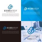 kzdesignさんの【当選報酬4万円/参加報酬あり】NTTデータグループ クラウドサービスのロゴ制作への提案