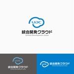 atomgraさんの【当選報酬4万円/参加報酬あり】NTTデータグループ クラウドサービスのロゴ制作への提案