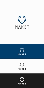 designdesignさんの税理士事務所・経営コンサルティング会社【ロゴ・マーク作成】への提案