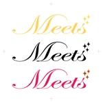 matozさんの女性らしい可愛い靴ブランド「Meets」のロゴ制作への提案
