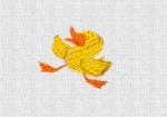 MasatoItoさんのアヒルのロゴ(刺繍用)への提案
