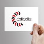 ronsunnさんの電話とアプリをつなげるサービス「CallCall IVR」のサービスロゴへの提案
