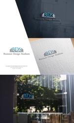NJONESさんの新会社「株式会社ビジネス・デザイン・スタジアム」のロゴへの提案