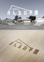 skliberoさんの住宅会社「規格型「平屋」注文住宅新商品」のロゴへの提案
