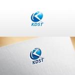 REVELAさんのスポーツ用品ブランド「KDST」のロゴ制作への提案