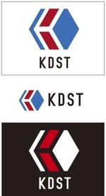 taki-5000さんのスポーツ用品ブランド「KDST」のロゴ制作への提案