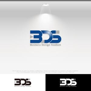 le_cheetahさんの新会社「株式会社ビジネス・デザイン・スタジアム」のロゴへの提案