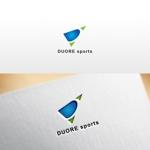 REVELAさんのフィットネスクラブ「DUORE sports」のロゴ、フォントデザイン募集!への提案