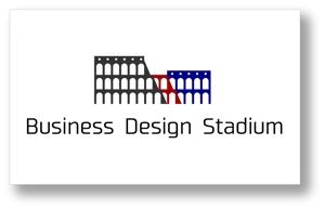 5d328f0b2ec5bさんの新会社「株式会社ビジネス・デザイン・スタジアム」のロゴへの提案