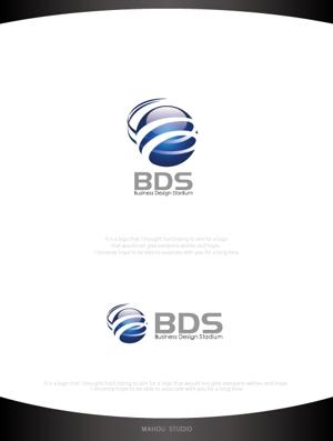 mahou-photさんの新会社「株式会社ビジネス・デザイン・スタジアム」のロゴへの提案
