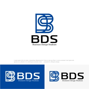 drkigawaさんの新会社「株式会社ビジネス・デザイン・スタジアム」のロゴへの提案
