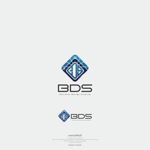 onesizefitsallさんの新会社「株式会社ビジネス・デザイン・スタジアム」のロゴへの提案