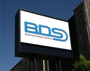 coresoulさんの新会社「株式会社ビジネス・デザイン・スタジアム」のロゴへの提案
