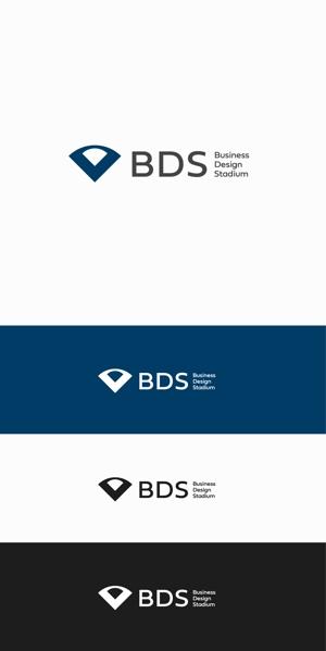 designdesignさんの新会社「株式会社ビジネス・デザイン・スタジアム」のロゴへの提案