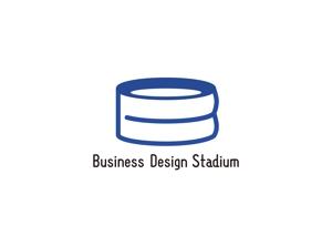 tora_09さんの新会社「株式会社ビジネス・デザイン・スタジアム」のロゴへの提案