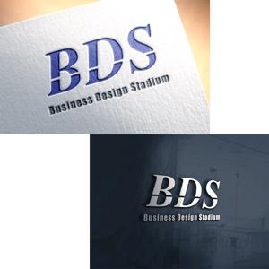 Leo7さんの新会社「株式会社ビジネス・デザイン・スタジアム」のロゴへの提案