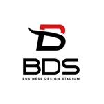 amanekuさんの新会社「株式会社ビジネス・デザイン・スタジアム」のロゴへの提案