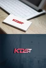 hi06さんのスポーツ用品ブランド「KDST」のロゴ制作への提案