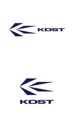 serve2000さんのスポーツ用品ブランド「KDST」のロゴ制作への提案