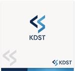kR-designさんのスポーツ用品ブランド「KDST」のロゴ制作への提案
