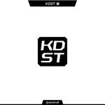queuecatさんのスポーツ用品ブランド「KDST」のロゴ制作への提案
