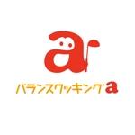 料理教室 「バランスクッキングa」のロゴ(商標登録なし)への提案