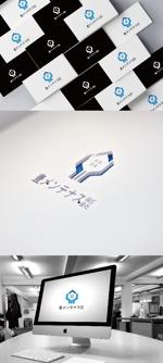 katsu31さんの店舗のリフォーム、メンテナンス事業「豊メンテナンス株式会社」のロゴ作成への提案