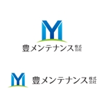 perles_de_verreさんの店舗のリフォーム、メンテナンス事業「豊メンテナンス株式会社」のロゴ作成への提案