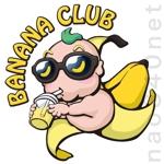 バナナジュース専門店のイメージキャラクターデザインへの提案
