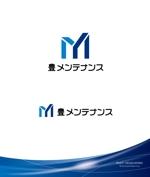 investさんの店舗のリフォーム、メンテナンス事業「豊メンテナンス株式会社」のロゴ作成への提案