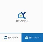 Doing1248さんの店舗のリフォーム、メンテナンス事業「豊メンテナンス株式会社」のロゴ作成への提案