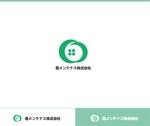 web-pro100さんの店舗のリフォーム、メンテナンス事業「豊メンテナンス株式会社」のロゴ作成への提案