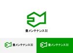 Suisuiさんの店舗のリフォーム、メンテナンス事業「豊メンテナンス株式会社」のロゴ作成への提案