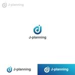 Puchi2さんのコンサルティング会社「㈱J-planning」の社名ロゴへの提案