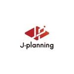 heichanさんのコンサルティング会社「㈱J-planning」の社名ロゴへの提案