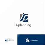 Jellyさんのコンサルティング会社「㈱J-planning」の社名ロゴへの提案