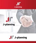 queuecatさんのコンサルティング会社「㈱J-planning」の社名ロゴへの提案