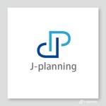samasaさんのコンサルティング会社「㈱J-planning」の社名ロゴへの提案