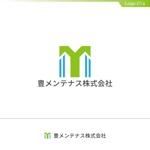 fs8156さんの店舗のリフォーム、メンテナンス事業「豊メンテナンス株式会社」のロゴ作成への提案