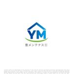 tog_designさんの店舗のリフォーム、メンテナンス事業「豊メンテナンス株式会社」のロゴ作成への提案