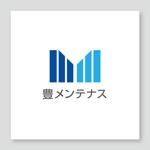 samasaさんの店舗のリフォーム、メンテナンス事業「豊メンテナンス株式会社」のロゴ作成への提案
