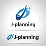 katsu31さんのコンサルティング会社「㈱J-planning」の社名ロゴへの提案