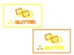 smartcさんの新規法人設立「GLITTER」のロゴへの提案