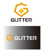 iguchi7さんの新規法人設立「GLITTER」のロゴへの提案