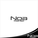 美容室【Noa】のロゴへの提案