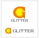 asanokenziさんの新規法人設立「GLITTER」のロゴへの提案