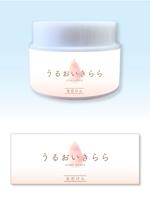 Planta2さんの化粧品のラベルデザインへの提案