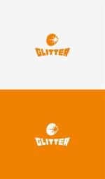 pekoodoさんの新規法人設立「GLITTER」のロゴへの提案